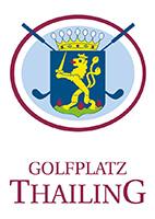 Logo Golfplatz Thailing GmbH + Co KG