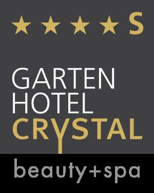 Logo Gartenhotel Crystal
